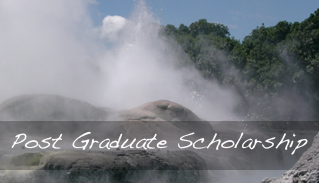Post Graduate Scholarships