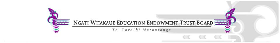 Ngati Whakaue Education Endowment Trust Board